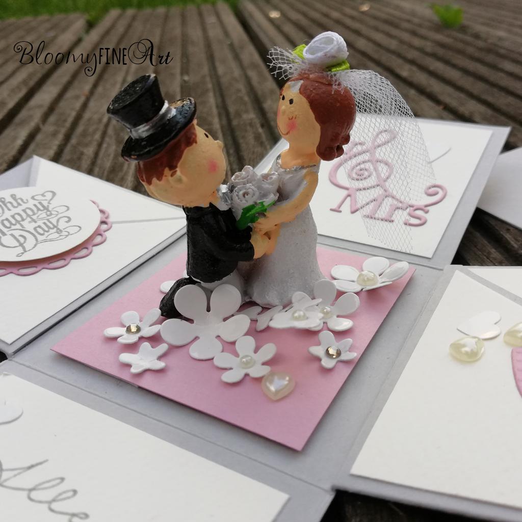 und wieder eine Hochzeitsbox
