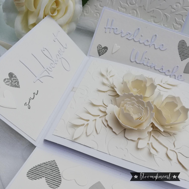 Klassische Hochzeitsbox in neuem Format