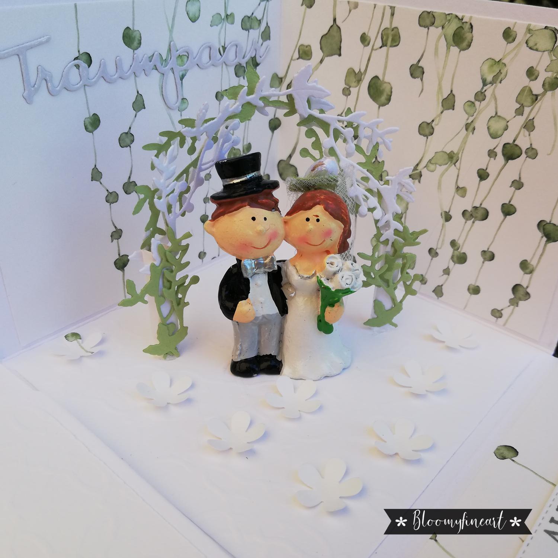 Es wird geheiratet