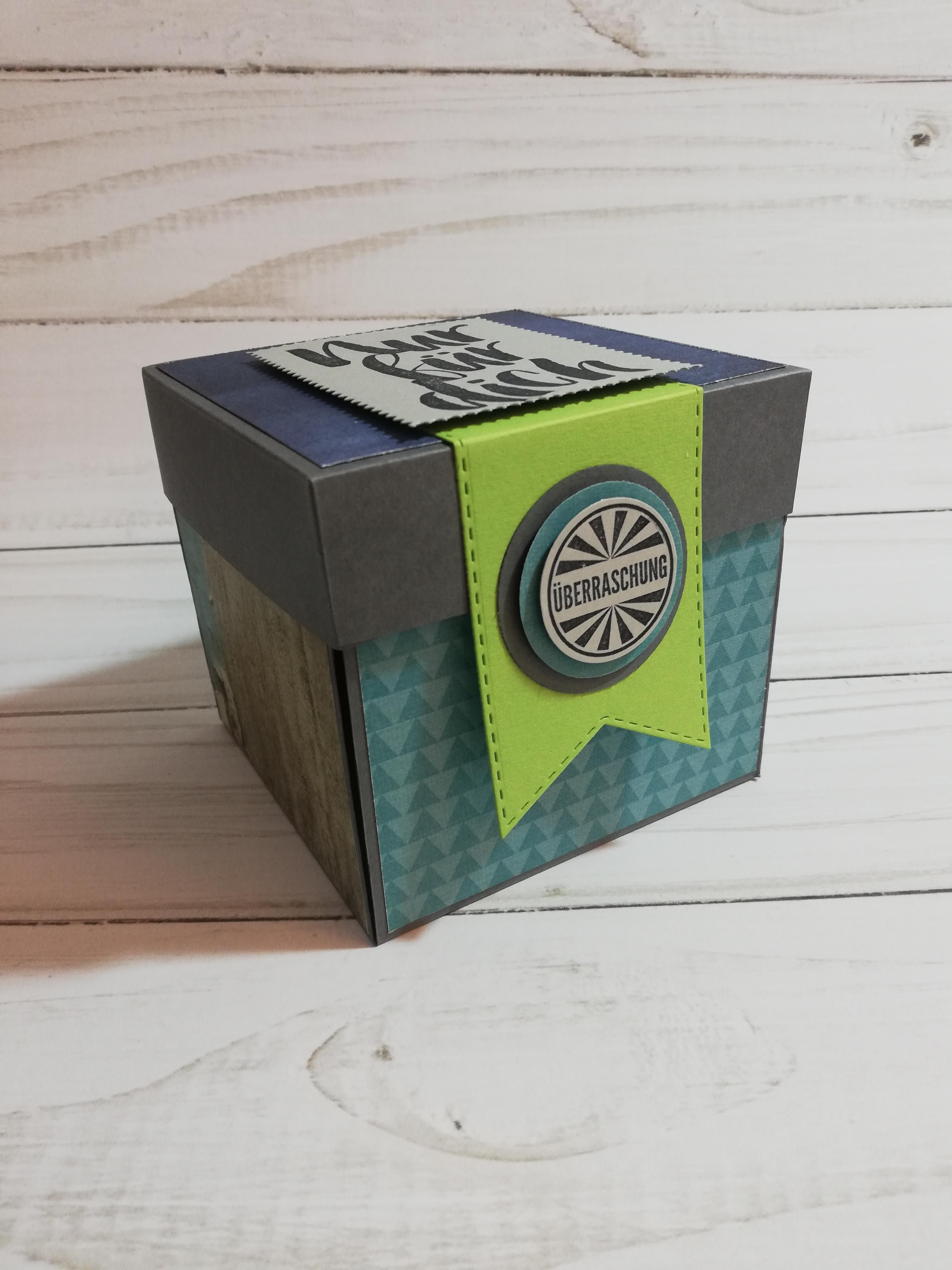 Geburtstags-Boxen