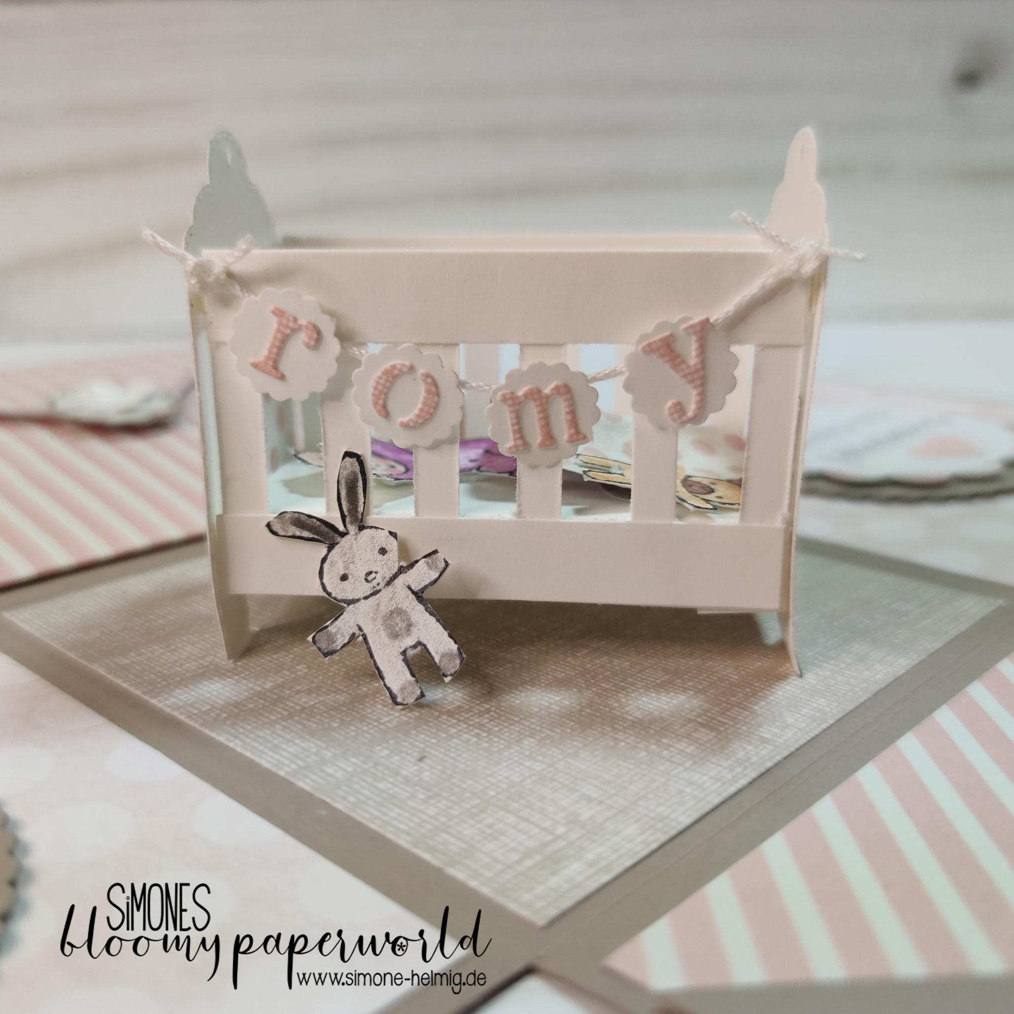Auftragsarbeit Babybox