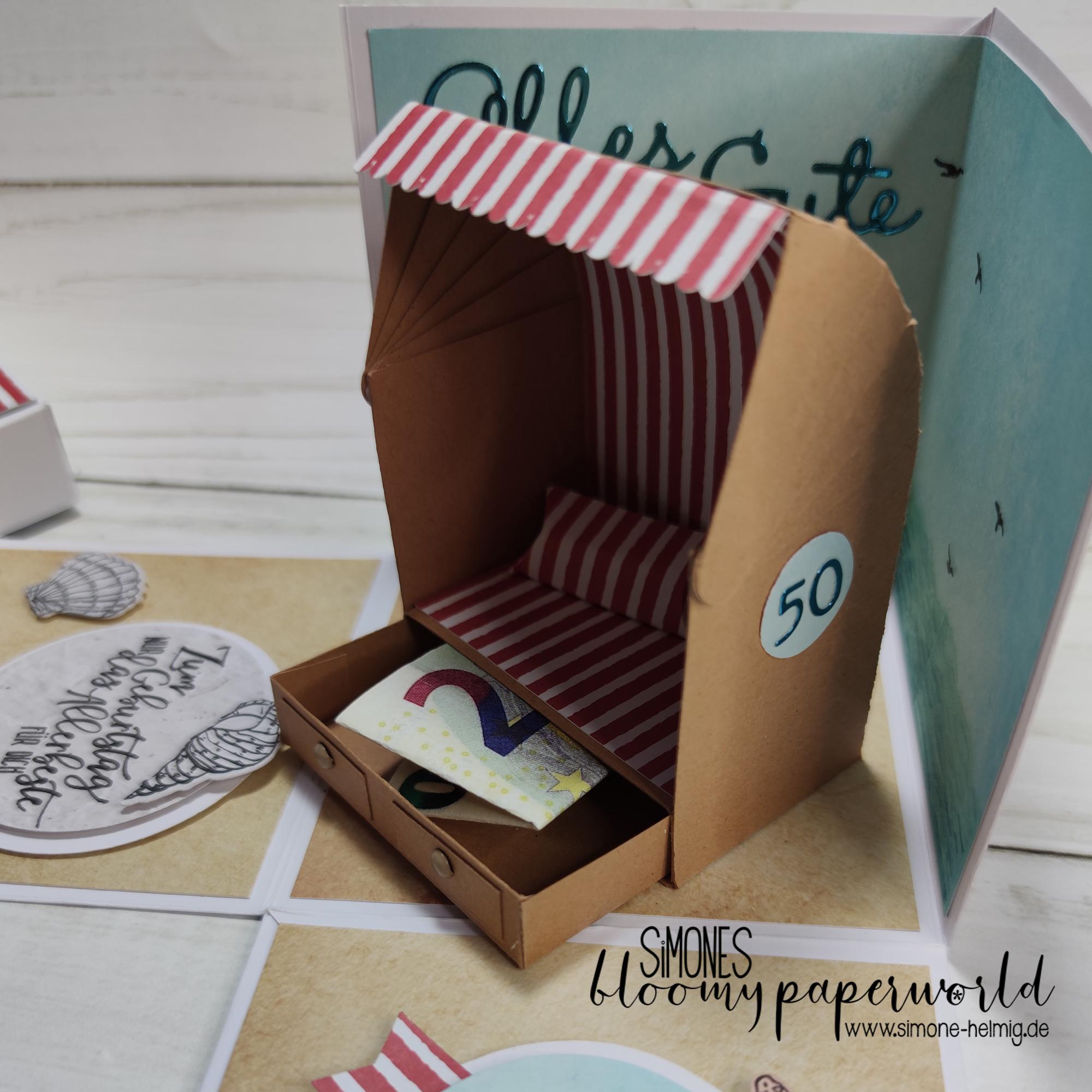 Strandkorb-Box