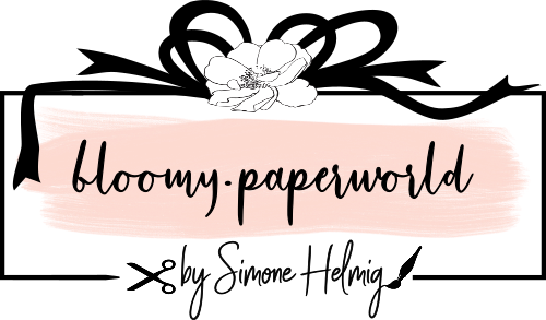 bloomy.paperworld by simone helmig